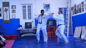 Brown Belt Test 04