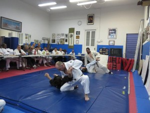 Black Belt Test 01